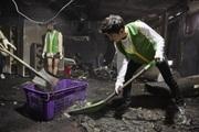 Уборка после пожара - экстренные действия