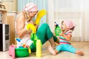 Как быстро навести порядок в доме?