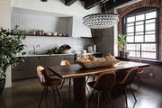 Кухня в стилистике лофт