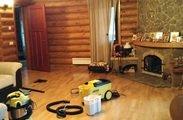 Современный инвентарь для услуг уборки квартир