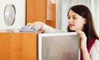 Полезные советы при уборке домашних помещений