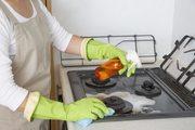 Уборка однокомнатной квартиры после ремонта