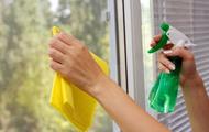 Мытье окон с двух сторон